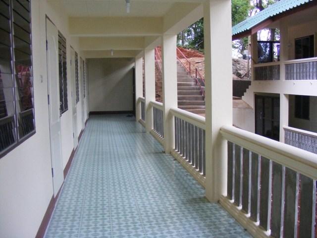 территория медитационного центра